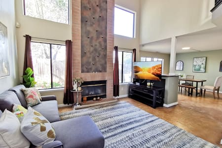 149 - Cozy Single House near Six Flags & Napa