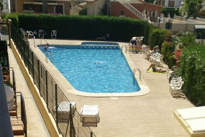 Orihuela Costa Holiday Home with a View