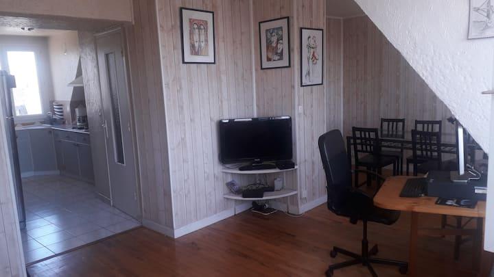 Appartement T2 bis Proche Centre Quimper