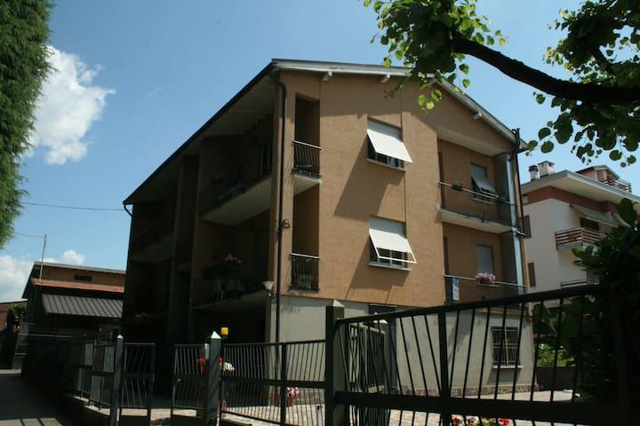 Casa nel verde - Olgiate Comasco