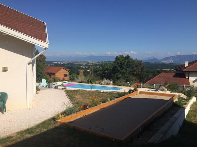 Chambre(s) dans superbe villa proche Genève - Thoiry - อื่น ๆ