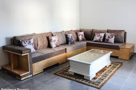 Résidence Bouazizi - Appart N°4 (S+1) - Ghar al Milh - Apartemen
