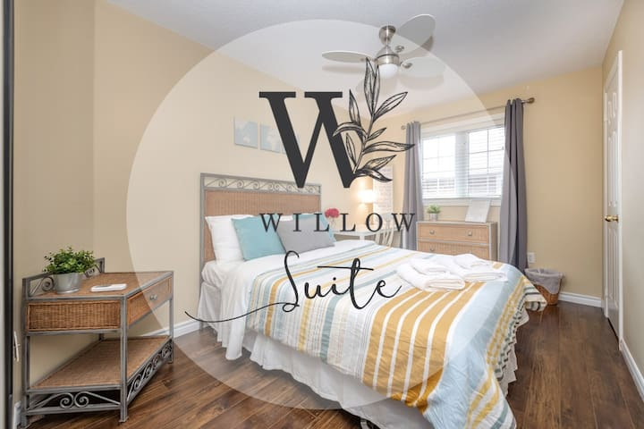 WILLOW Suite - Little Lake Estates - POOL + SAUNA