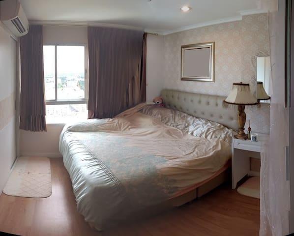Lumpini Park Pinklao Tower B - Bangplad - Lägenhet