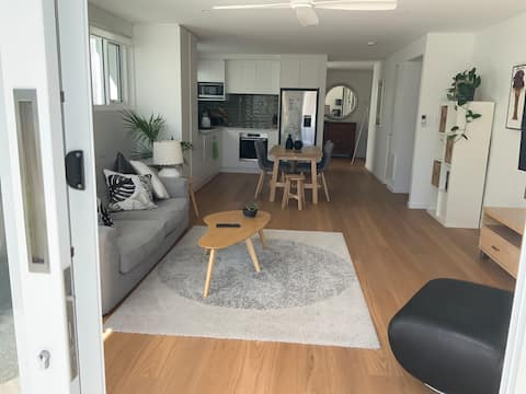 2 BR fully equipped coastal retreat