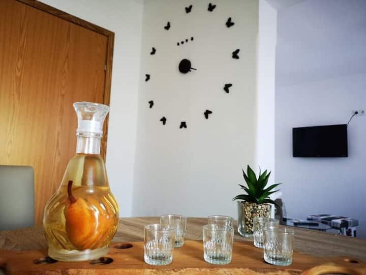 Studio apartman Borna