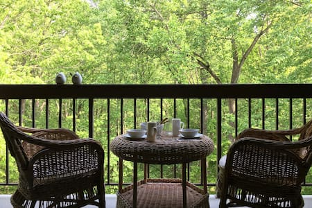 green canopy - woodland views - Condominio