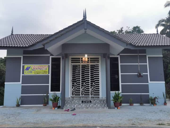 Che Nah D'Maras Roomstay A UMT/UNIZA/JETI P REDANG