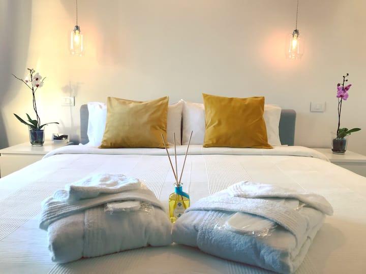 Villa Greta Hotel -Orchidea J. Suite con colazione