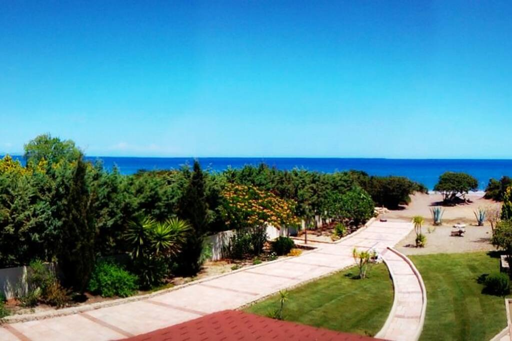 Summer 2016 (view from the first floor)