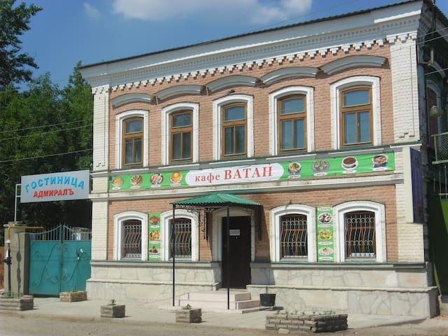 Адмиралтейская слобода - Kazan - Asrama