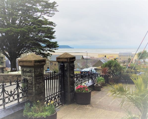 Ocean View  Barmouth Apartment - Barmouth - Apartamento