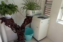 方便的洗衣机