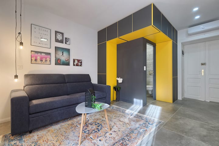 Modern and cosy flat in a great location