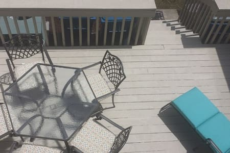 Dewey Beauty! Townhome sleeps 8-10 - Dewey Beach