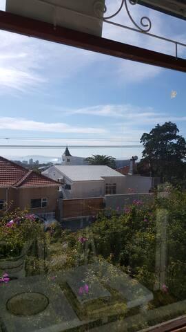 cape dutch - Kaapstad - Huis