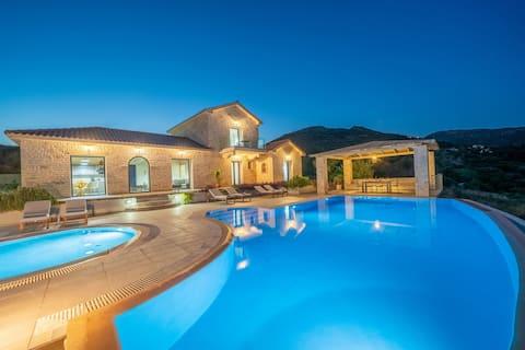 Villa Kaminia Blu