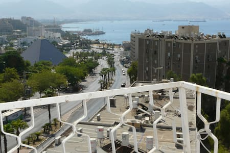 Joe's Grand Best Location City Center - Eilat - Apartemen
