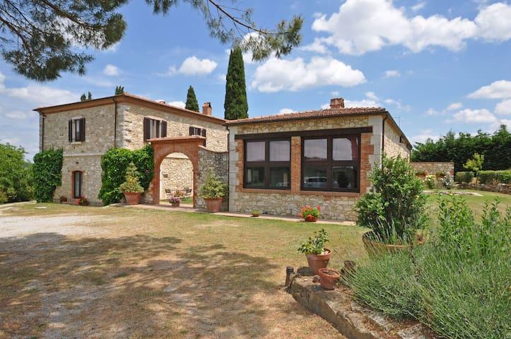 Rapolano - Rapolano 4, sleeps 2 guests - Rapolano Terme - Apartmen