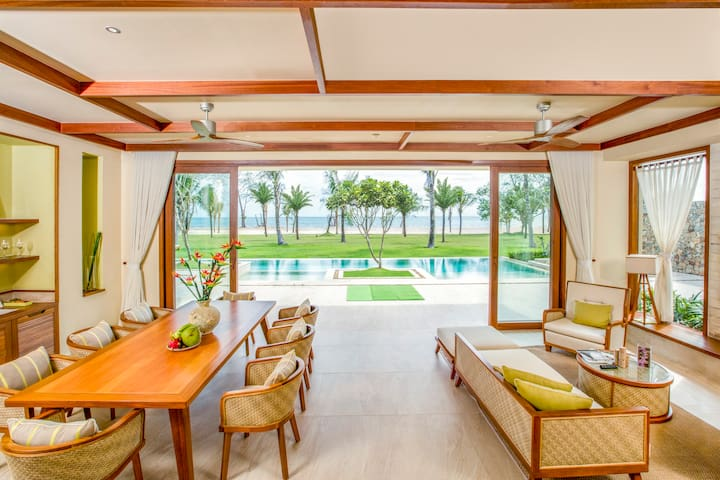 Stunning Private Ocean View Pool Villa - 3 bedroom