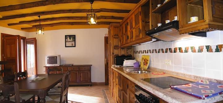 Apartamentos Casalpujarra en Bubión: CASA Nº 4