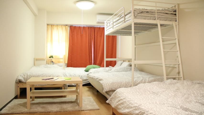 ★NEW★The best location in Shibuya - Shibuya-ku - Apartamento