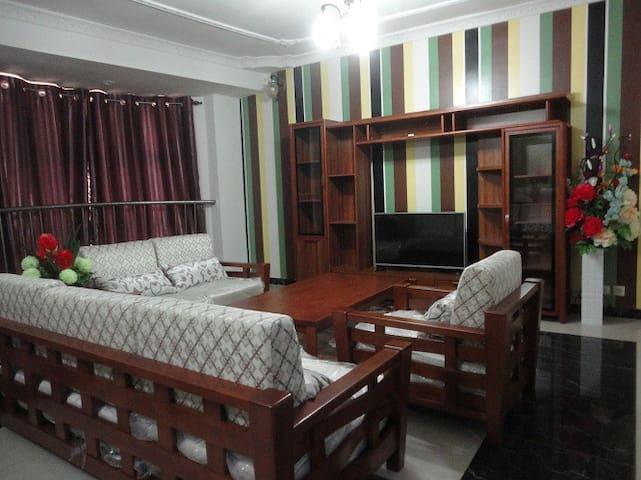 Location Appartement entiérement équipé