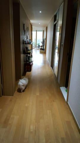 넓고 깨끗한 울산중구 혁신도시 아파트Nice apartment - Ujeong-dong, Ulsan - Pis
