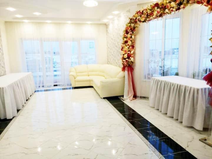 Коттедж для праздников и свадеб рядом с Минском
