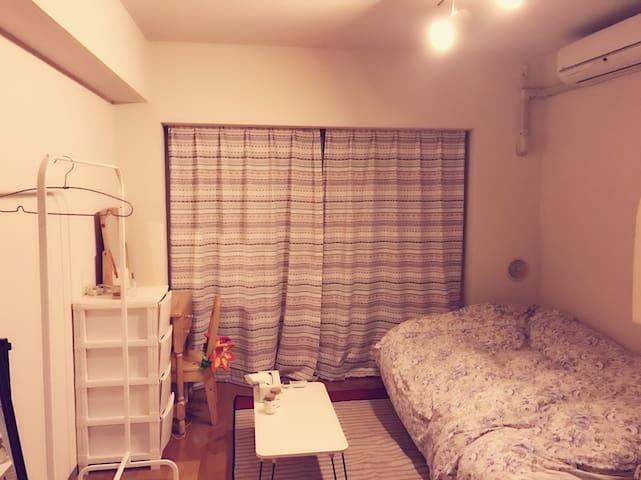 Best location! 5minute from sinjuku - Shinjuku-ku - Appartement