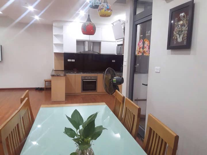 Apartment with affordable price in TayHo-HaNoi-VN