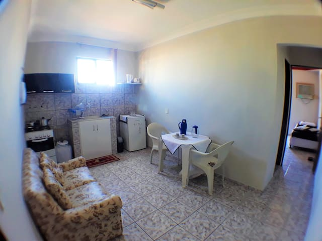 Apartamento no centro de Juazeiro do Norte