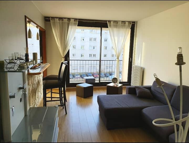 F1, 56m² 🏡Un bel appartement Argenteuil 🌟