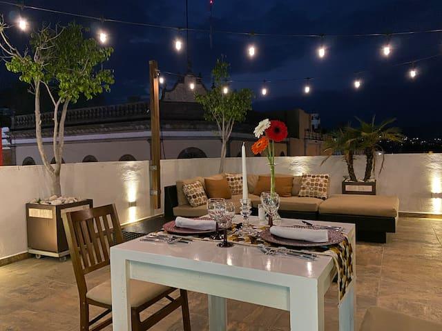 Suite Juárez en  Centro Histórico Tlaxcala
