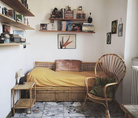 Quercianella, camera in villa per 1\2 ospiti