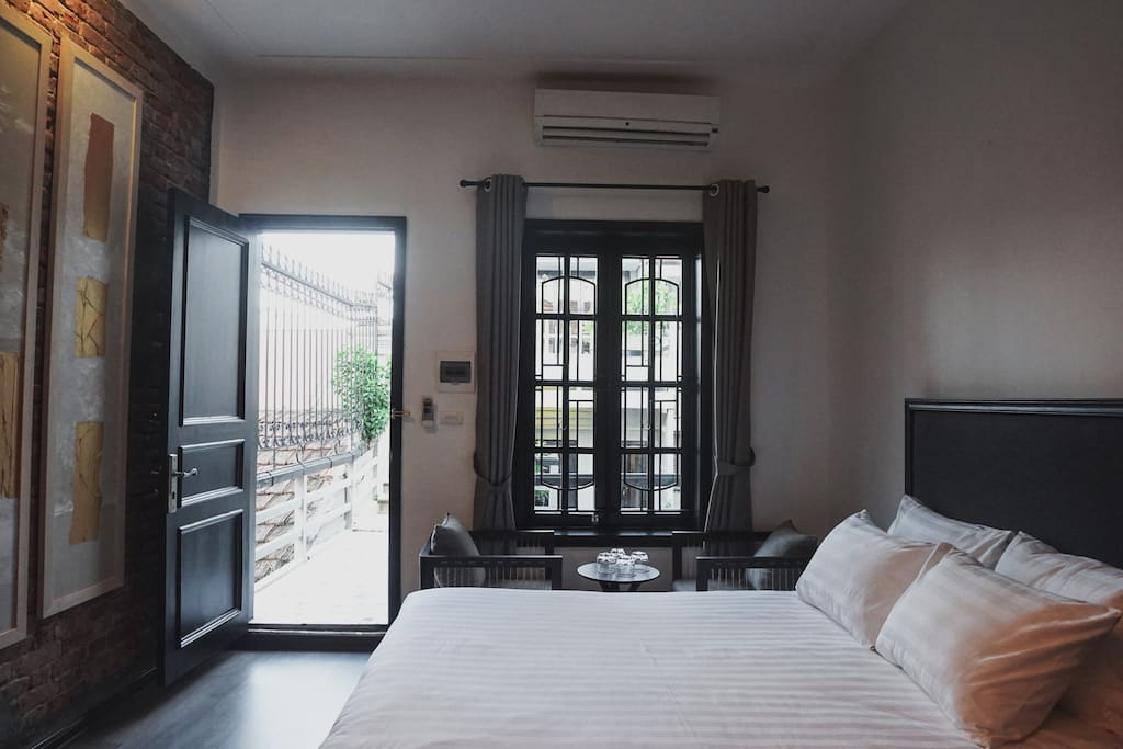 Airy space for your stay