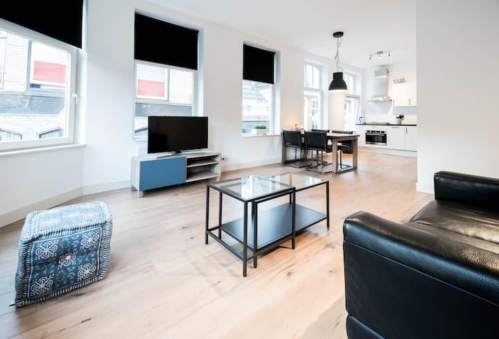 Apartment Waagtoren City centre Alkmaar I