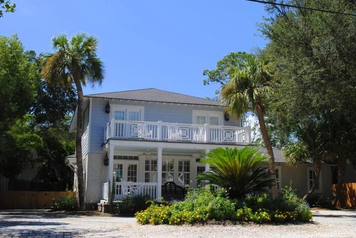 Belle Cottage on East Beach St. Simons Island GA - Saint Simons Island - Casa