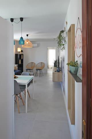 Apartamento reformado de diseño , San Pedro centro