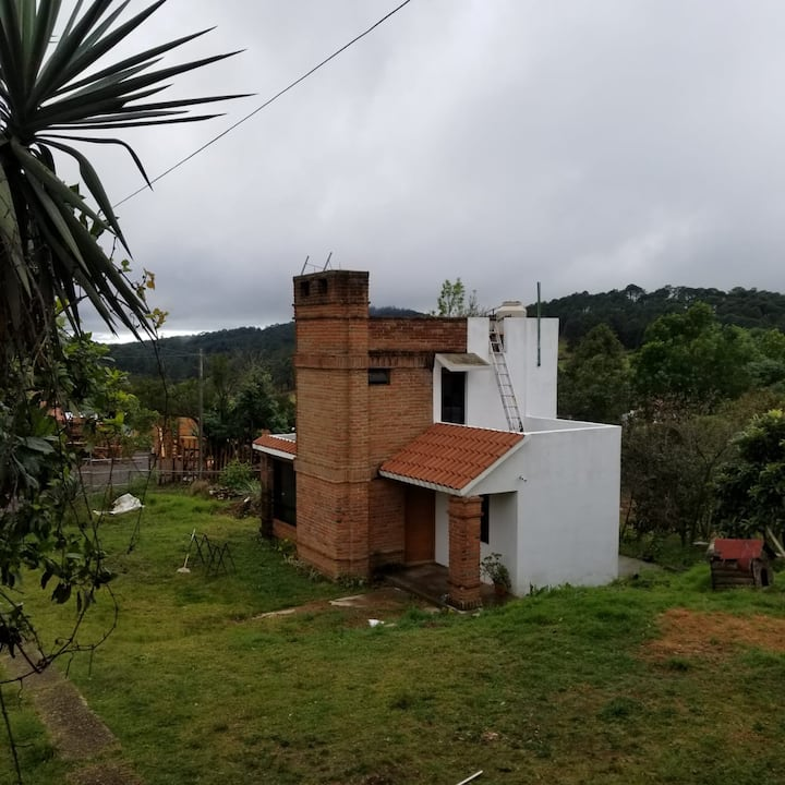 Mazamitla Cabaña Sara.