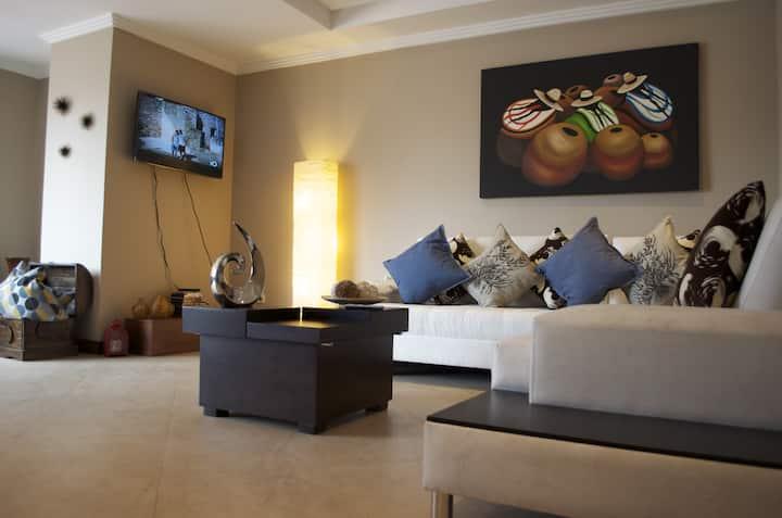 luxury New York style condominium
