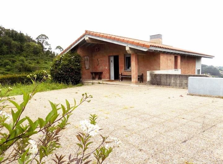San Martín de Luiña : chambres avec vue