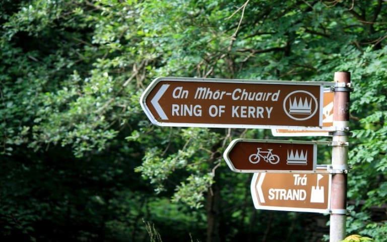 6Ring Kerry/Killarney Double&Single - Killarney  - Bed & Breakfast
