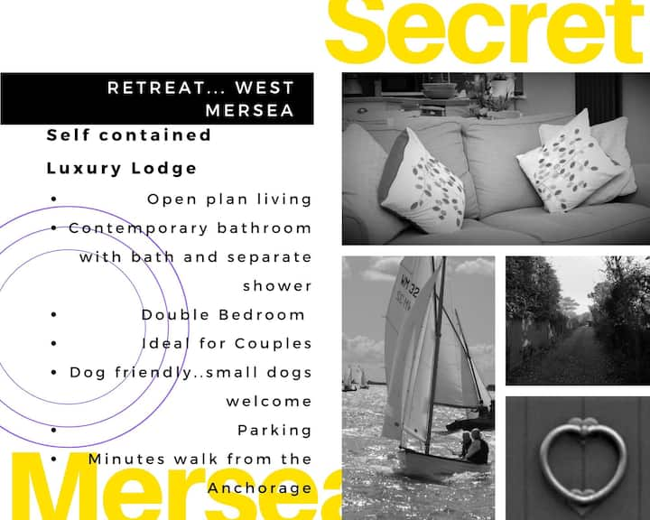 Secret Mersea Retreat...late booking discounts!
