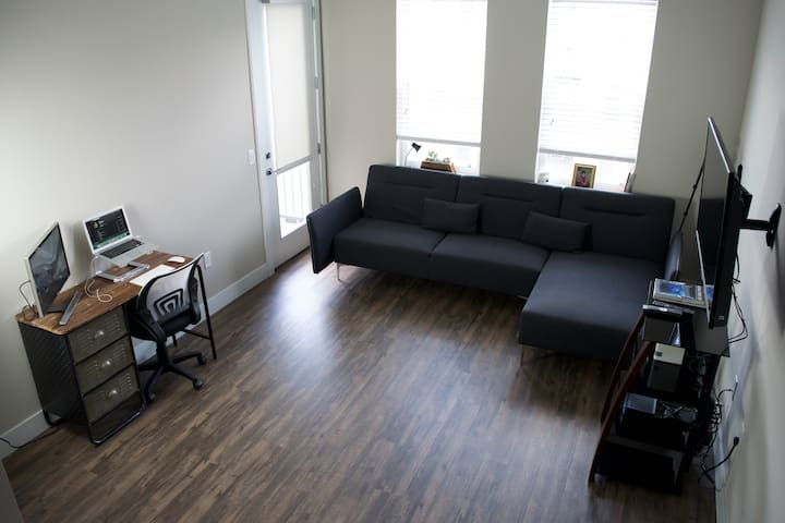 Amenities and Great Location @ Dylan RiNo - Denver - Apartament