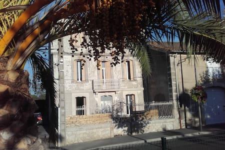 2- Chambre de charme dans maison de 1830 - Cuxac-d'Aude