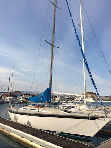34' Sailboat on Lake Mead - Vegas! - Boulder City