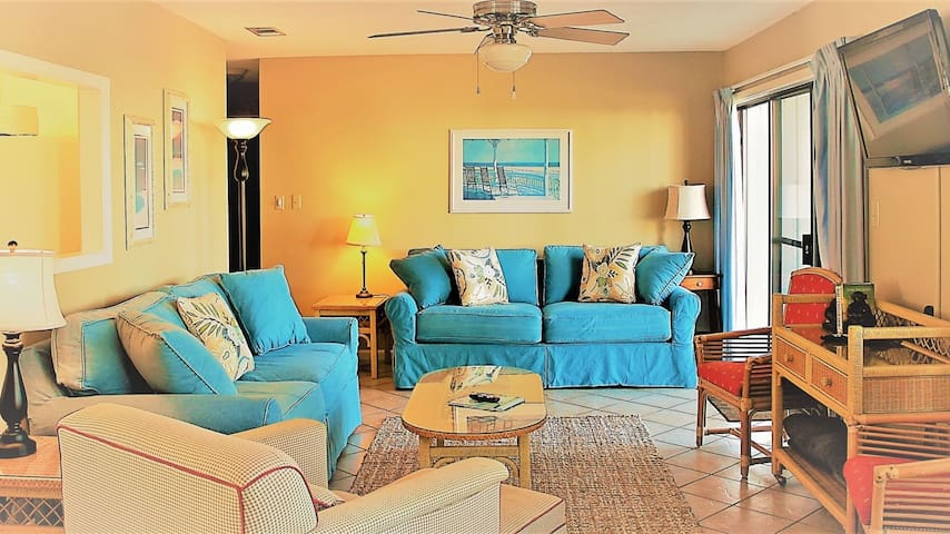 Sandpiper@Sandestin 719 Perfect for Families~Includes Golf Cart!