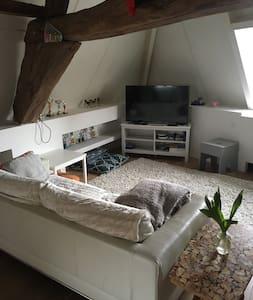 Lief appartement in het centrum van Culemborg!