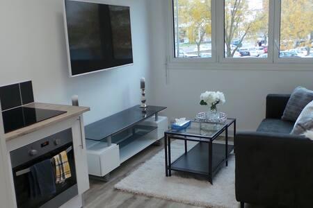 Séjour idéal - appartement Tours centre